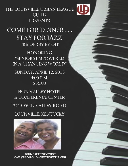 Come for Dinner .... Stay for Jazz!